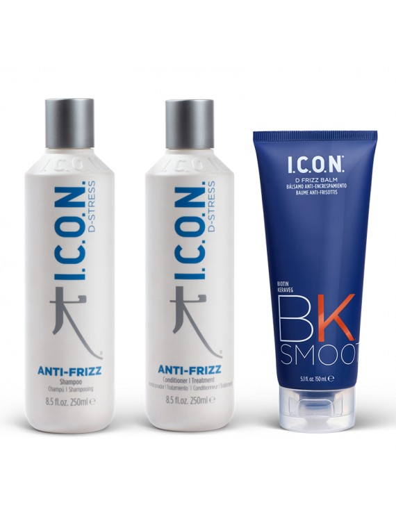 "Pack ANTI-FRIZZ ""Edición..."
