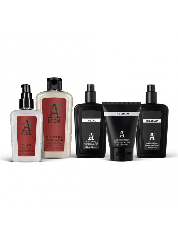 Pack 5 Productos Hombre