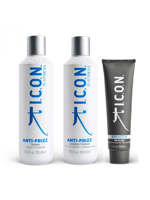 Pack ANTI-FRIZZ con Smooth