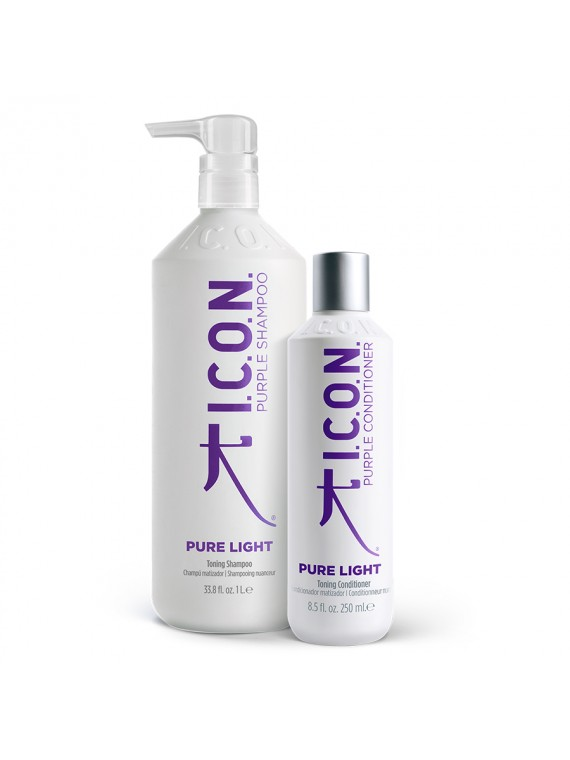 Pack Pure Light - Champú 1...